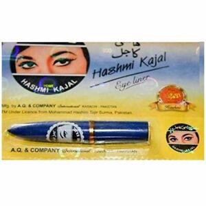 2 X Kajal Eyeliner Crayon Eye Pencil Black 100% Original Herbal