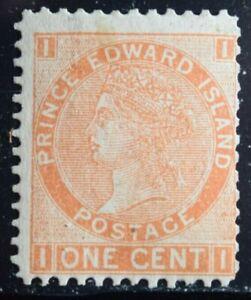 Prince Edward Island Scott 11 Original Gum Mint Very Lightly Hinged