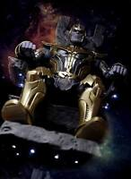 Hot Toys Marvel Guardians of the Galaxy Thanos 1/6 Scale Figure MISB In Hand