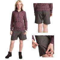 Trespass Elinda Womens Cargo Shorts Summer Hiking Shorts