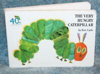 40th Anniversary 1987 The Very Hungry Caterpillar Boardbook