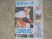 coups de pedales nr 105 eddy merckx , abdel  kader zaaf ,team leroux