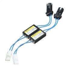 2x Warning Canceller Resistor Canbus T10 - Eliminate error W5W Light Led li K6V0