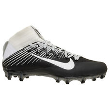 New Nike Vapor Untouchable II 2 TD Mens Football Cleats, Black / White, Size 11
