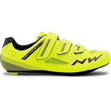 Northwave Core Road SPD Cycling Shoes | UK 11 / Euro 45 | Hi-vis Yellow | BNIB