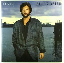 """12"""" LP - Eric Clapton - August - D956 - cleaned"""