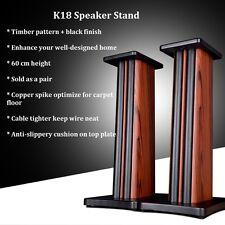 Home Theatre/Bookshelf/Hi Fi Speaker Stands 60CM Height  K18