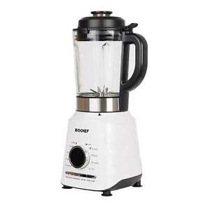 BioChef Aurora Vacuum Blender and Soup Maker - Best Blender - White