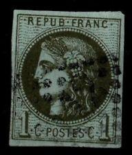 CERES 39BC TTB, Oblitéré = Cote 175 € / Lot Classique France BORDEAUX