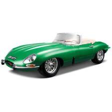 Articoli di modellismo statico verde per Jaguar Scala 1:18