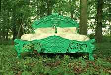 Bespoke / Made to Order  TOP QUALITY Rococo Bed  .......  ( Any size Any Color )