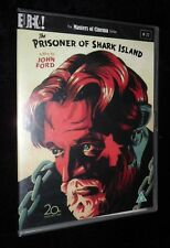 The Prisoner of Shark Island  ERK DVD #22