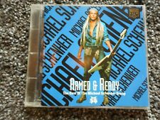 "UFO MICHAEL SCHENKER ""ARMED & READY"" CD GREATEST HITS INTO THE ARENA"