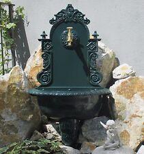 antik-waschbecken wandwaschbecken gartenwaschbecken Fuente de Pared 75cm