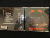 RARE CD JOURNEY / LIVE IN CONCERT /
