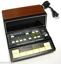 Vintage Rare - Sears X10 Programmable Home Automation Console & Clock