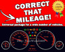 Correct that MILEAGE! (Odometer correction software's Pack)