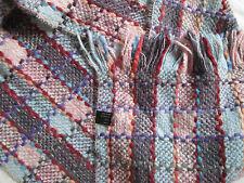 Echarpe LAINE MOHAIR ACRYLIQUE  made in Italy  foulard TBEG  vintage scarf