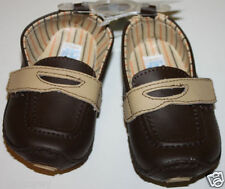 Baby Deer Brown Tan Training Stage Infant Shoes Size 3 or 6-9 months NWT