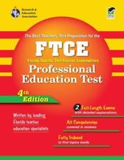 FTCE Professional Education Test REA Florida Teacher Certification Examination