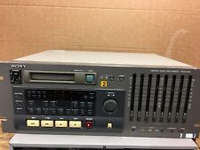 Sony PCM-800 PCM800 8-Channel DTRS Digital Audio Hi8 Tape Deck Recorder Player
