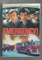 EMERGENCY~COMPLETE SEASON ONE 1~ * US R1 BOXSET **FREE P&P**