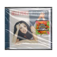 Belle Perez CD Hello World / EMI Antler-Subway Sigillato 0724352729623