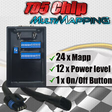Chip Tuning Box Land Rover Discovery 2.5 TD5 138 HP 101KW Plug & Play connettori