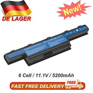 AS10D41 Akku für Acer Aspire 4741 4551 5733Z 5742 5750 7560 7741Z 7750G AS10D