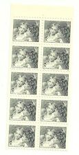 1967 Baby Sisters Experiment Issue Grey block of 10, mint no gum (as issued)