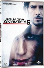 COFANETTO DVD - SQUADRA ANTIMAFIA PALERMO OGGI SERIE STAGIONE 6 SERIE TV (5 DVD)