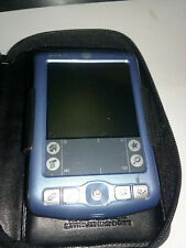 Palm Zire 71 Blue/Silver Handheld Pda Pilot Digital Organizer Bundle w/ Stylus