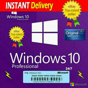🔥✅,WIN10 PRO PROFESSIONAL GENUINE LICENSE KEY 🔏 || 🔥INSTANT DELIVERY,,✅