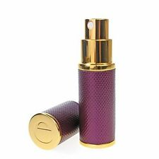 Handbag, Travel & Pocket Perfume Atomiser ~ 10ml~ Purple ~ *Small Imperfections*