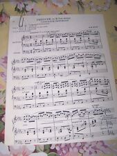 ORGAN H. M. Higgs Prelude in B flat minor Cantilena Pastorale British Composer