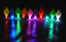 Led Floral Lights / FloraLytes for Tower Vases 12 Pieces - Purple( GA, USA)