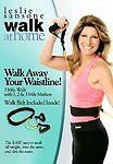 Leslie Sansone Walk Away Your Waistline at Home  - NEW & SEALED - DVD Only