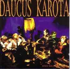 ROZZ WILLIAMS Christian Death  Daucus Karota OOP CD