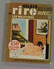 GUILLOIS Mina et André. Eclats de rire avec... les militaires. Ege. 1980.