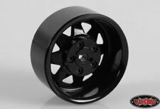 "NEW RC4WD Rock Crawler Wheels (4) 5 Lug Wagon Steel Stamped 1.9"" Beadlock RC4..."