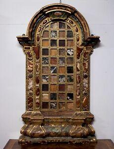Antique Litoteca Period Of XVIII Century Collectio Marmorum/Litotipi Antique