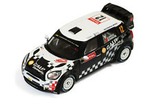 Mini John Cooper Works #12 10th Monte Carlo 2012 Araujo / Ramalho 1:43 Model
