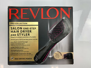 Revlon One-Step Hair Dryer & Styler- Salon Pro Collection IONIC Technology