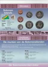 Muntset Kon.Ned.Munt Oceania UNC 2005 - Solomon Islands