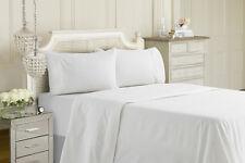 NEW Actil First Line Cotton Sheet Set King Single Size Sheet Set RRP $159.99