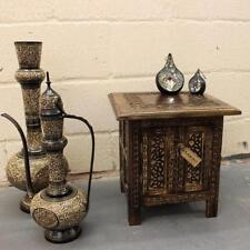 Mesas de color principal marrón de madera maciza 60cm-80cm para el hogar