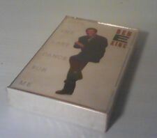 "BEN E KING ""SAVE THE LAST DANCE FOR ME"" CASSETTE 1987 SEALED"