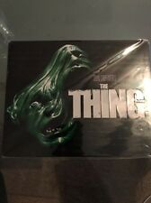The Thing Bluray Steelbook OOP RARE