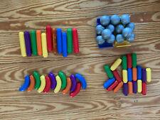 Smart Max großes 58 teiliges Magnetspiel Bau und Konstruktions Spielzeug