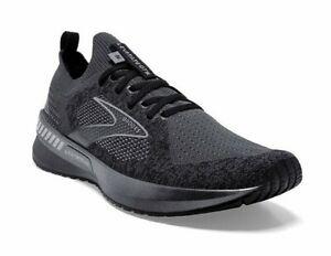 BROOKS LEVITATE 5 GTS STEALTHFIT Scarpe Running / Corsa UOMO [+GRATIS DHL] Black